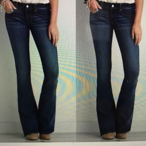 American Eagle Outfitters Jeans / boho flare
